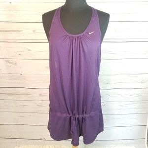 Nike Racerback Cover Up